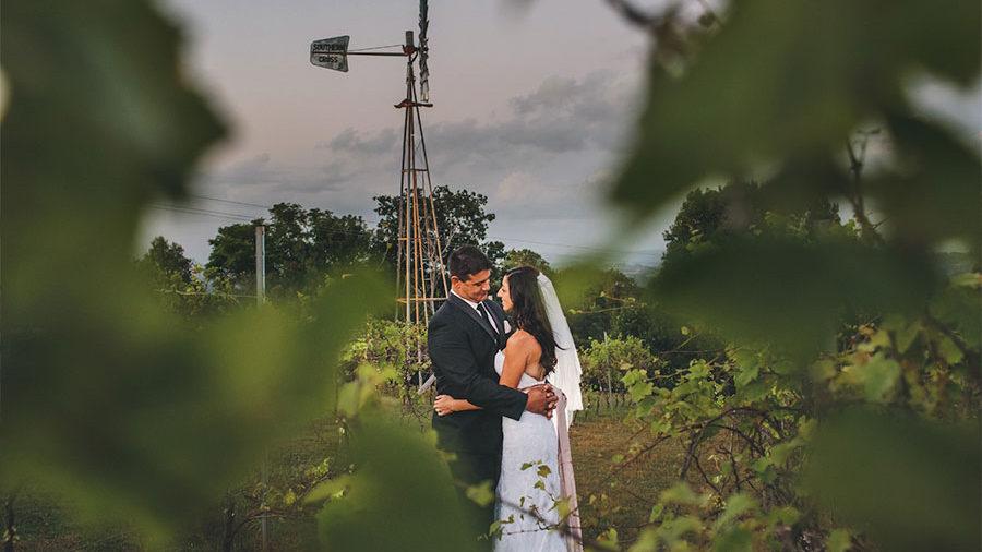 Luxury Alopement Wedding at Flaxton Gardens