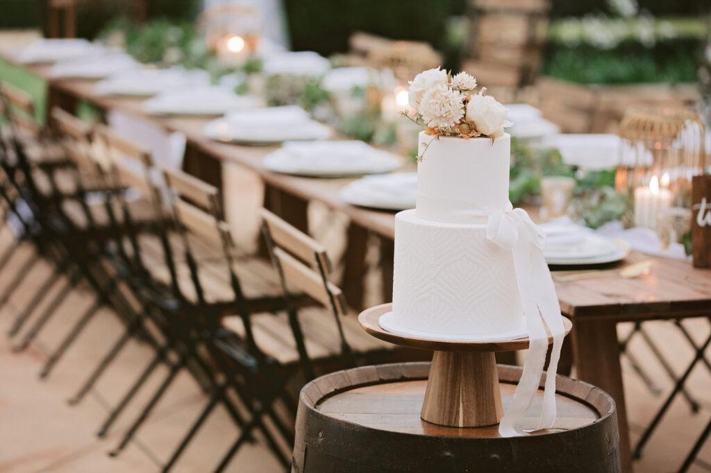 Festival Wedding Rustic Style