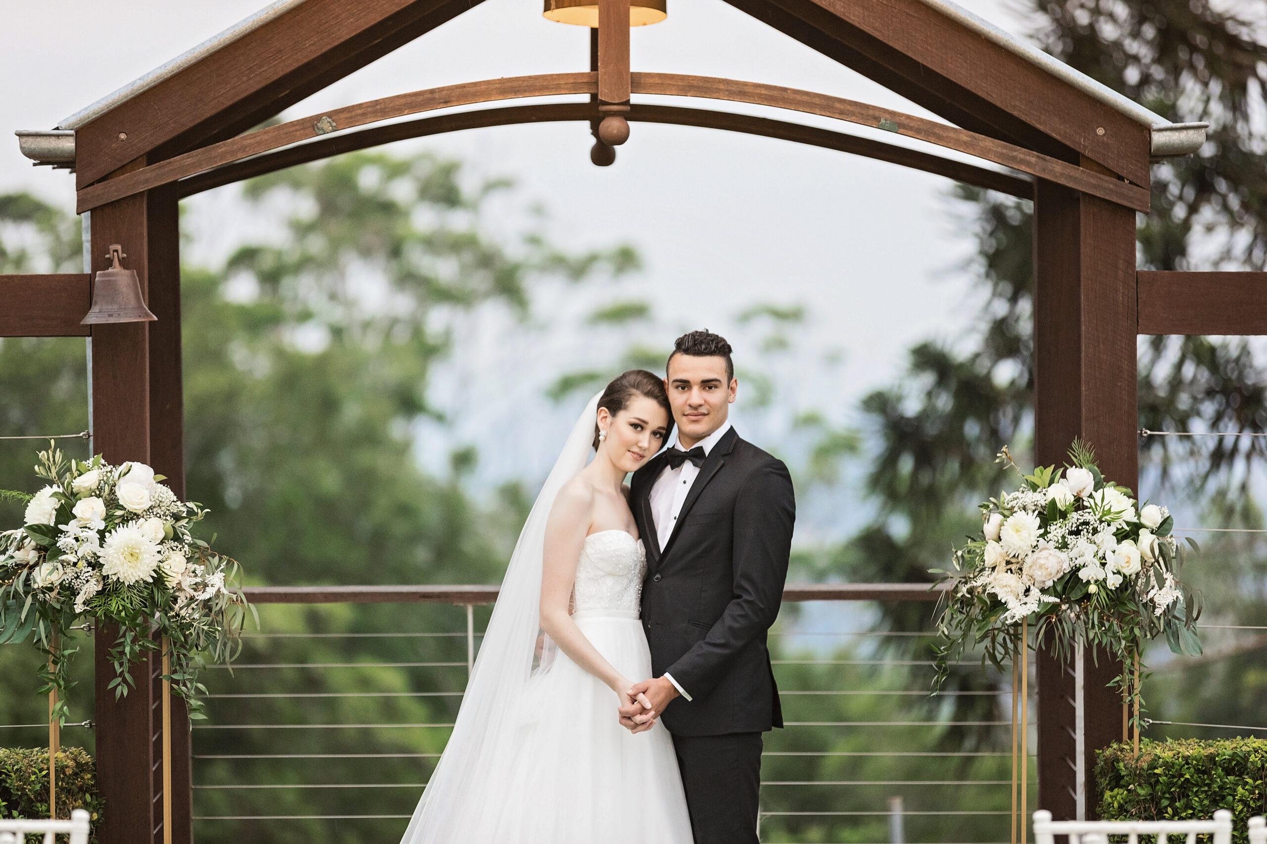 Classic Sunshine Coast Wedding Elegance