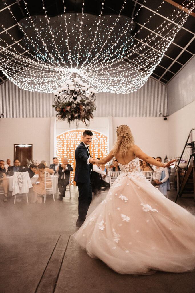 Romancing the Sunshine Coast Hinterland Wedding